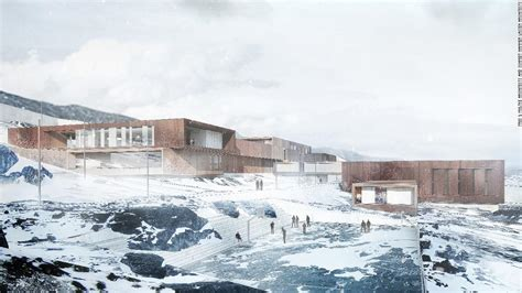 humane prison to bring greenland s most dangerous