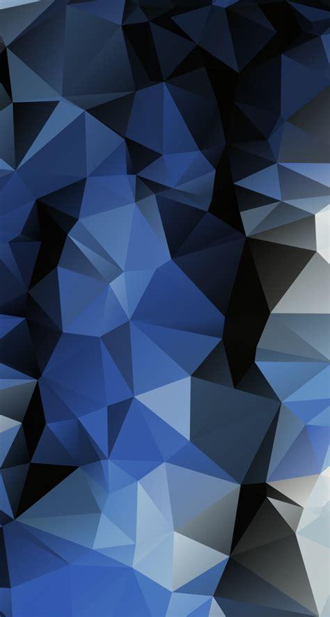 ios polygon    parallax wallpapers