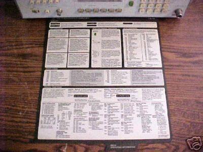 Fm Modulator 5 In 1 Wusbcscharger Hp A 30 hp 8901a modulation analyzer 1 3ghz with option 10
