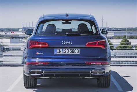 Audi Sq5 Auspuff by Audi Sq5 2017 Heckansicht Wo Ist Der Auspuff Hin