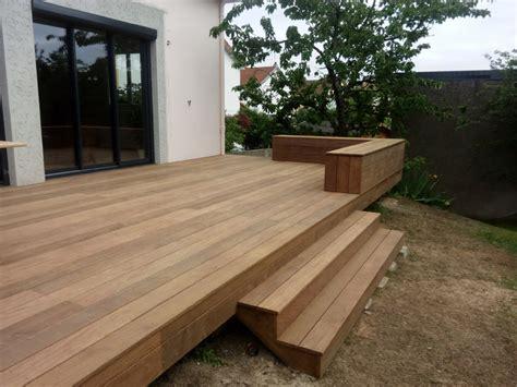 terrasse ipe terrasse bois ipe 224 basse goulaine nantes 44