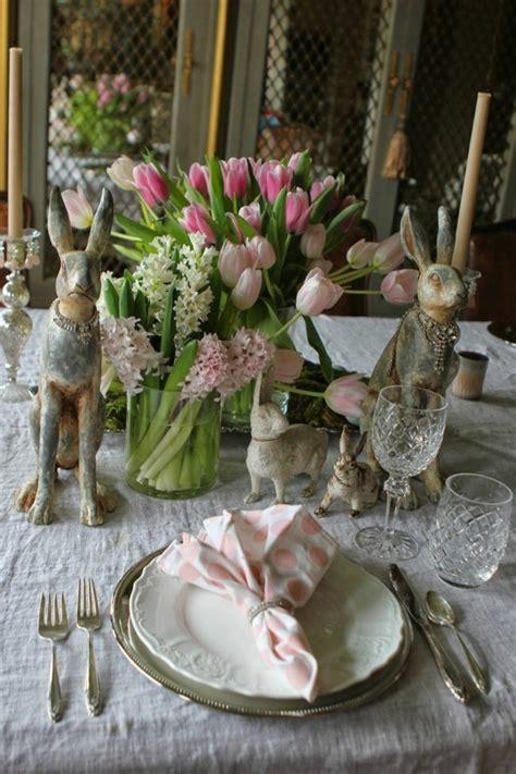 ideen mit tulpen fuer die osterdeko selber machrn