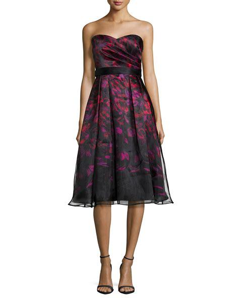 Black Tea Length Cocktail Dresses Boutique Prom Dresses