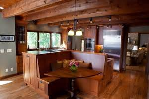 built in kitchen islands with seating functional kitchen islands with built in seating you need