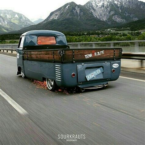 volkswagen truck slammed 1044 best vw buses trucks images on auto