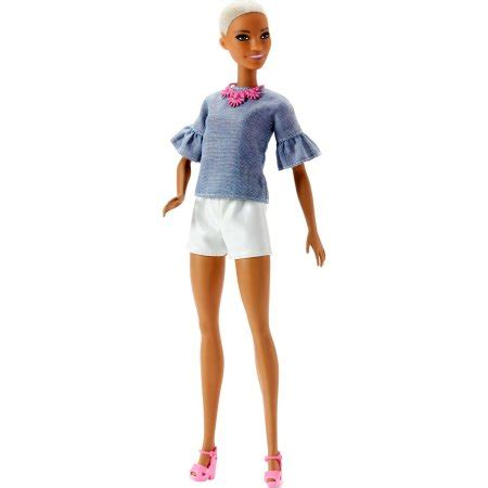 Trendy 4 A Trendy Fashionista by Fashionistas Doll Chic In Chambray Walmart