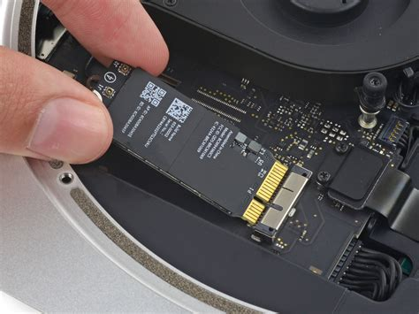 mac mini ram upgrade 2014 mac mini late 2014 airport card replacement ifixit
