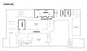 atlanta airport floor plan business meeting venue in atlanta at the renaissance