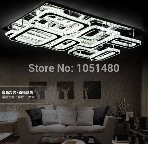 New Arrival Ceiling L new arrival modern rectangle ceiling l luster