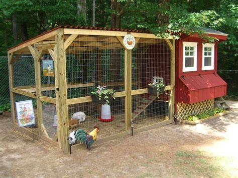 Backyard Chicken Coop Designs Woodworking Projects Plans Backyard Chicken Coup