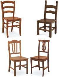 sedie in legno rustiche arredamentotrissed tavoli e sedie made in italy