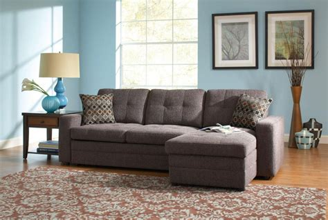 Sleeper Sofa Free Shipping Coaster Company Gus Grey Small Sleeper Sectional Sofa Free Shipping