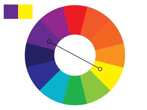 yellow complementary color color theory 101 sitepoint