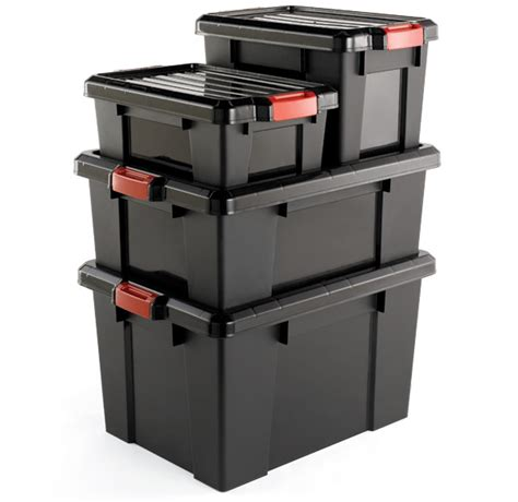 Garage Storage For Totes Garage Organization Garage Storage Tool Storage The