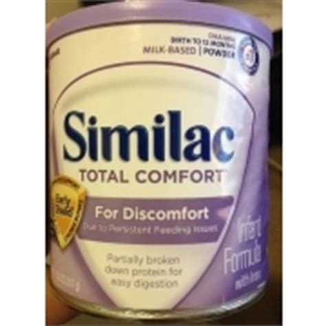 similac total comfort vs alimentum similac total comfort powdered formula for discomfort