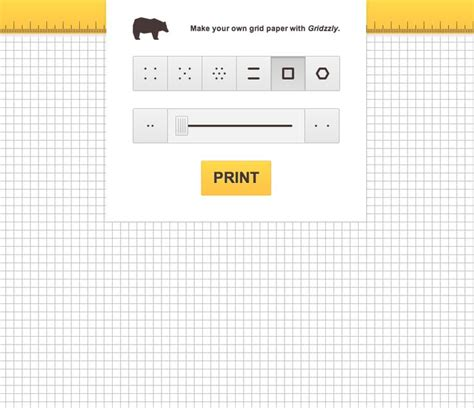Make Your Own Graph Paper - create your own grid paper http gridzzly inspire