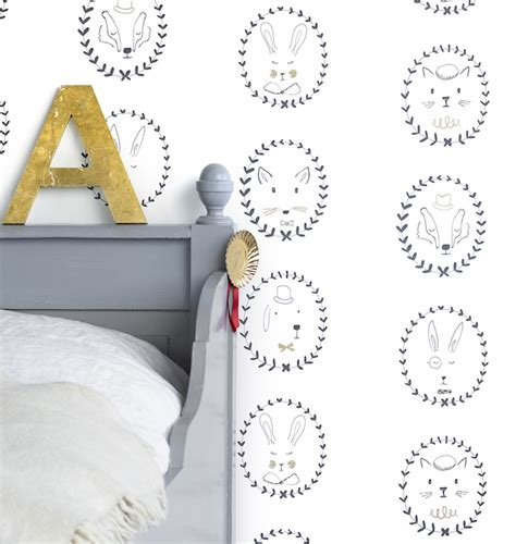 wallpaper designs for kids hibou home new wallpaper designs for kids room to bloom