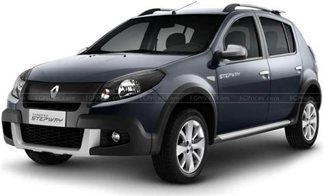 renault egypt renault sandero stepway m t 2015 price in egypt