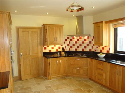 Pictures Of Kitchens With White Cabinets White Oak Shaker Handcraft Interiors