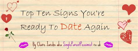 Signs Youre Not Ready To Date Again by Single Parent Dating In The City Top 10 Signs You Re