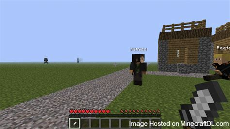 hunger games mod in minecraft hunger games mod for minecraft 1 7 2 and 1 6 4