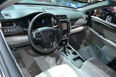 Toyota Camry 2014 Interior 2015 Toyota Camry New York Live