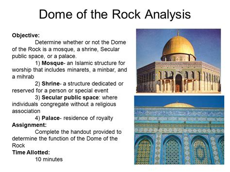 What Is The Purpose Of A Cupola Islam And Its Architecture Opening Agenda Ppt