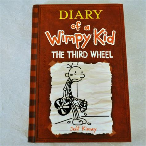 diary of a wimpy kid third wheel book report gift guide archives simple sojourns