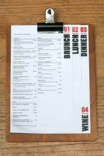 best 25 menu design ideas on menu layout