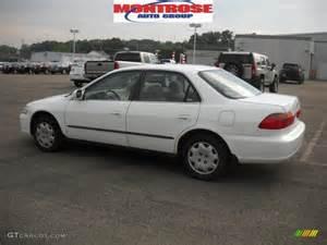 1999 taffeta white honda accord lx sedan 32856252 photo