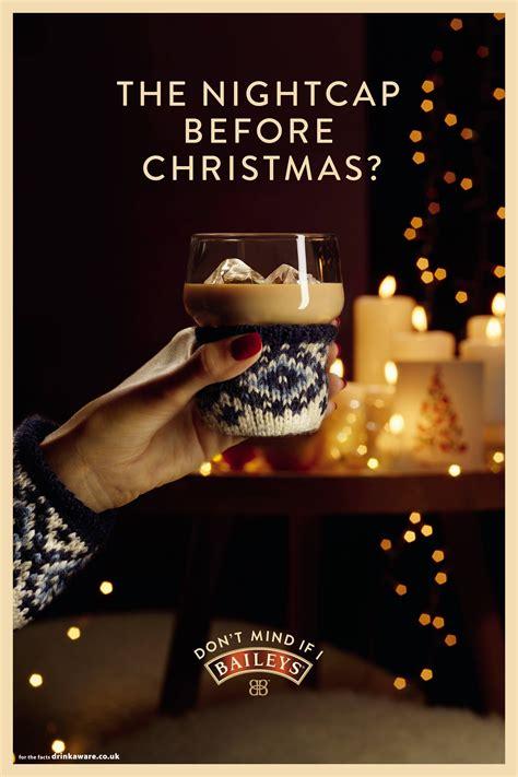 baileys announces christmas campaign