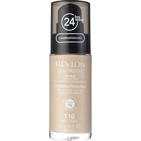 revlon colourstay make up foundation for combination