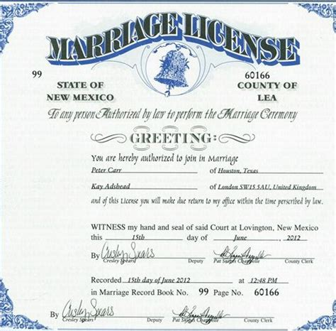 Marriage Records New Mexico Mexico Marriage Certificate Pictures To Pin On Pinsdaddy
