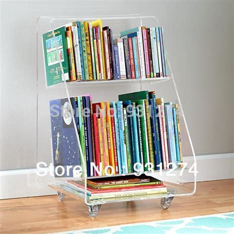acrylic bookshelf reviews shopping acrylic