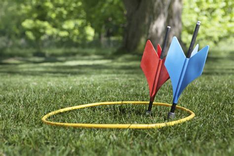 backyard darts what s a safer substitute for lawn darts howstuffworks
