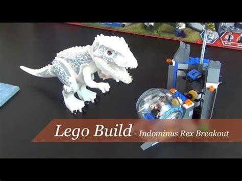 Frame Lego Jurassic World Jurassic World Lego Sets Indominus Rex