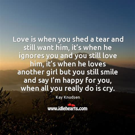 I Still Shed A Tear Every Once In Awhile Lyrics by Another Quotes On Idlehearts