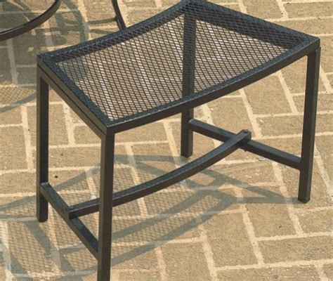 fire bench cobraco bravo mesh fire pit bench wbn750 1pk best prices