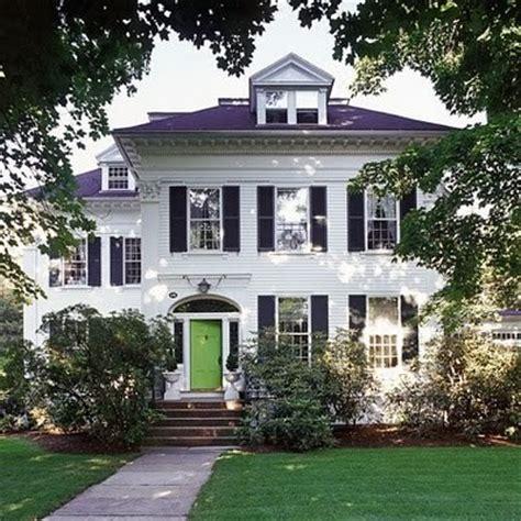 new houses that look like old houses front doors dreaming in color making lemonade