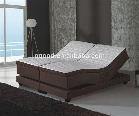 reclining beds for elderly electric adjustable single bed electric beds for the