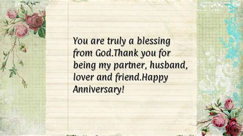 thank you letter to husband on anniversary thank you letter to husband on anniversary 28 images 9