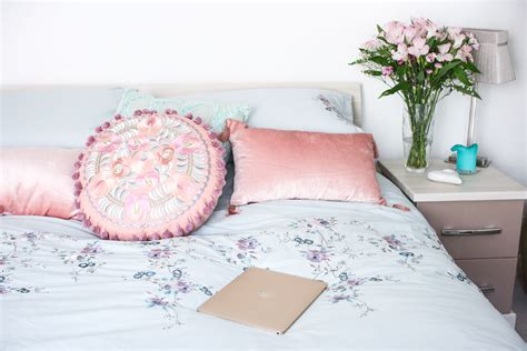 girly beds a girly bedroom update sartorial scot