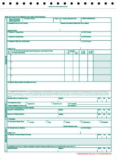 Non Hazardous Waste Manifest Template Bing Images Epa Form 8700 22 Template