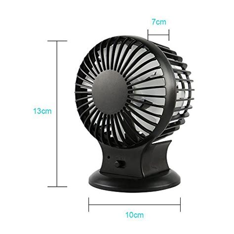 small but powerful fan extsud 174 rechargeable usb fan powerful airflow