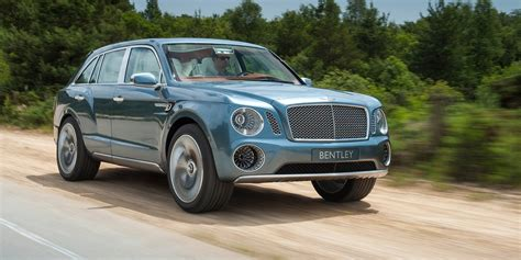 bentley bentayga  bentley exp  concept styling face