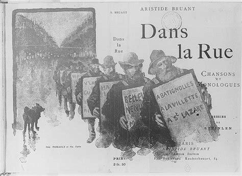 Aristide Bancé by Aristide Bruant