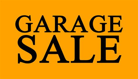 Garage Sale Finder Hattiesburg How To Find Great Garage Sales Welcome To The Woods