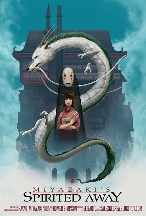 spirited away the geeky nerfherder poster spirited away 2001