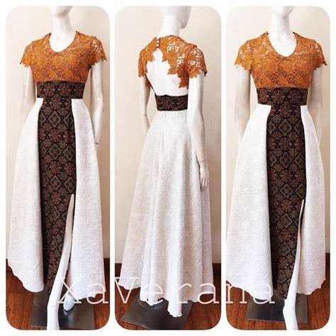Batik Tulis Prada 1 469 likes 70 comments kebaya dress by asti atmodjo