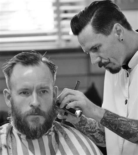bien couper sa barbe 8 techniques de barbier pour bien utiliser sa tondeuse 224 barbe